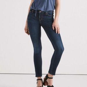 Lolita Skinny Dark Wash Jeans 14/32 ankle
